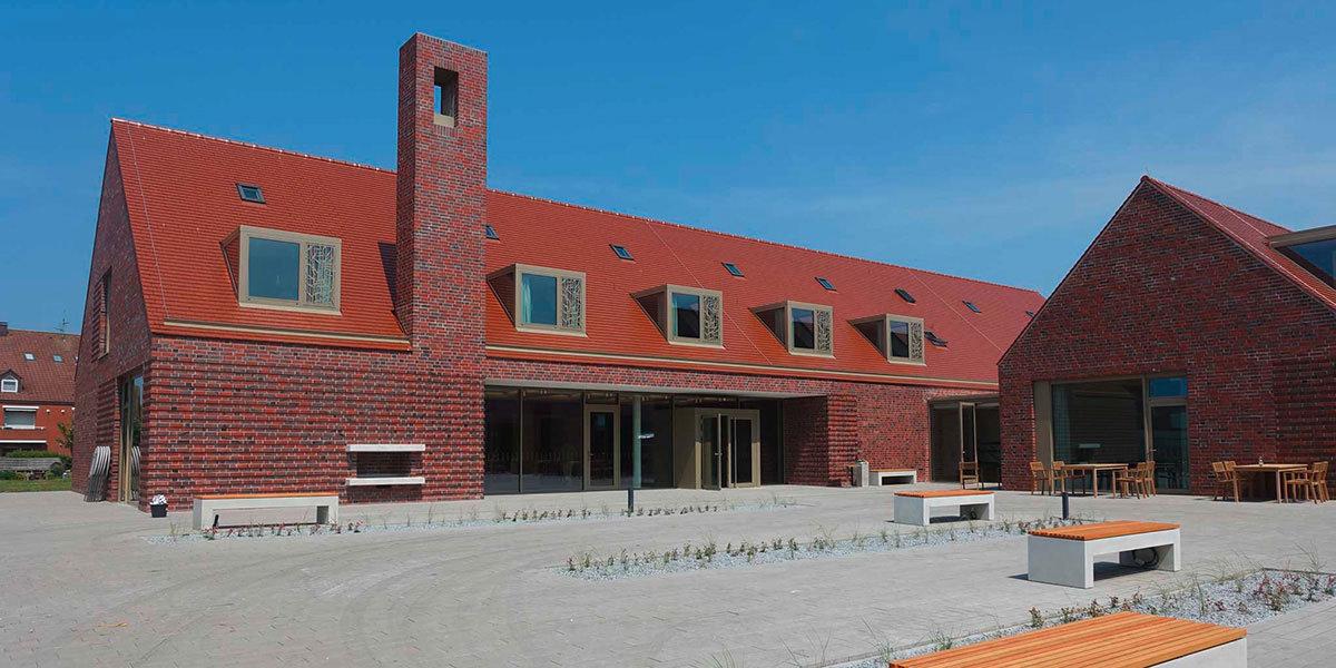Haus Meedland - die neuen Häuser